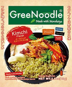 Kimchi GreeNoodle